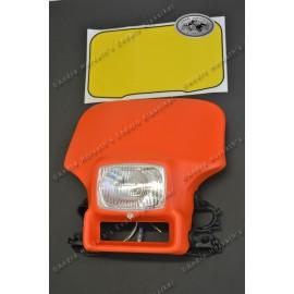 Lichtmaske flashred für Honda XR 500/600