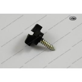 plastic screw