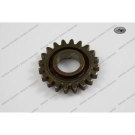 Countershaft Gear 3rd/4th geear 17/19 teeth KTM 125 GS/MX 1984-1986 TYpe 501