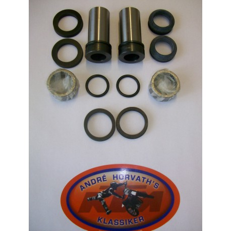 André Horvath's - enduroklassiker.at - Shocks and Rear Swing Arm - Swing Arm Bushing Kit