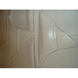 side panel kit KTM Rotax 1982-85