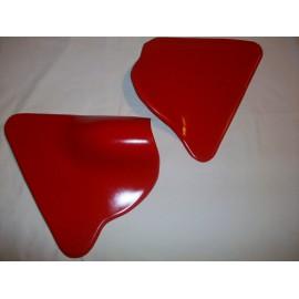Seitendeckelsatz Hercules Sachs Rot