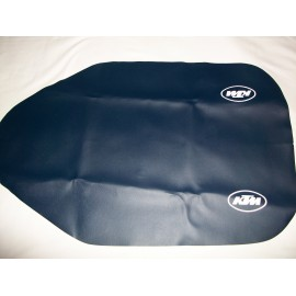 Seat Cover KTM Models 1987-1988 Dark Blue