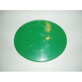 André Horvath's - enduroklassiker.at - Plastics and Bodywork - Number Plate oval green