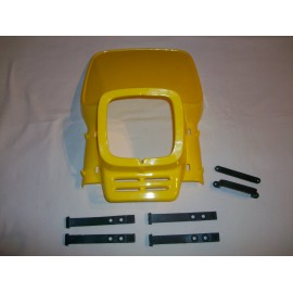 Acerbis Elba Headlight Yellow Loose
