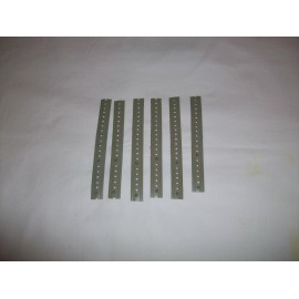 Kabelband mit PVC Nagel
