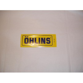 Öhlins Racing sticker