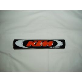 Handlebar Pad KTM black orange
