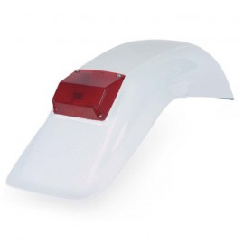 Acerbis Baja Rear Fender white