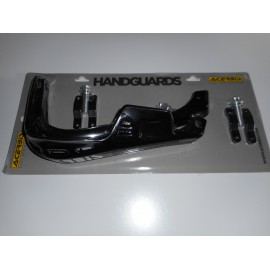 Acerbis Rally Brush Handguard Kit Black