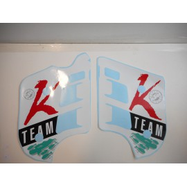 Sticker Kit K-Team 1992