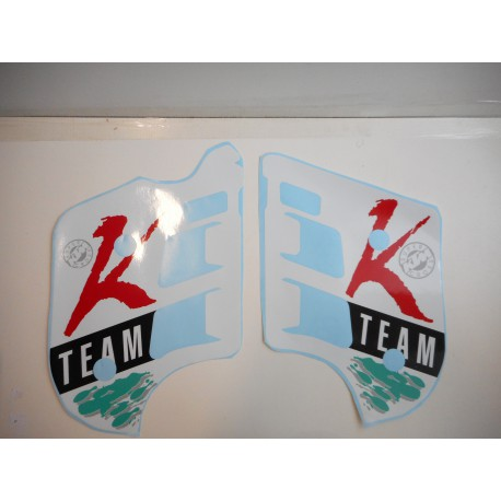 André Horvath's - enduroklassiker.at - Decals/Stickers/Accessoirs - Sticker Kit K-Team 1992
