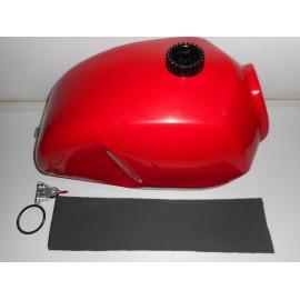 KTM GS6 Gas Tank RED