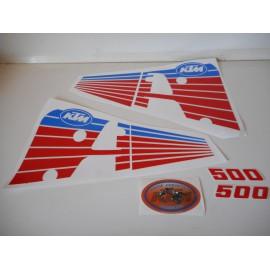 Sticker Kit KTM 500 MX 1990