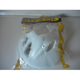 André Horvath's - enduroklassiker.at - Plastics and Bodywork - Acerbis Brake Disc Guard Spider white