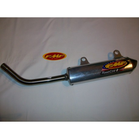 André Horvath's - enduroklassiker.at - Exhausts and Parts - FMF Powercore Silencer 250/300 98-03