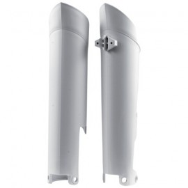 Fork Guard Kit white 1999-2007