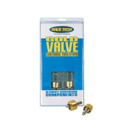 Race Tech Gold Valve Kit for 38mm