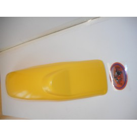 rear fender Falk GS yellow