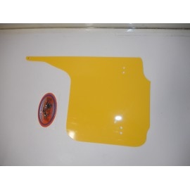 Front Number Plate Husqvarna CR