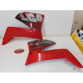 André Horvath's - enduroklassiker.at - Plastics and Bodywork - Radiator Spoiler Kit LC4 2002