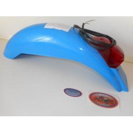 Preston Petty IT rear fender blue