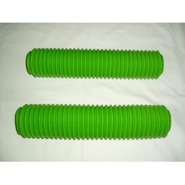fork boots kit GREEN
