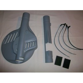 Fork Guard Kit Acerbis Grey