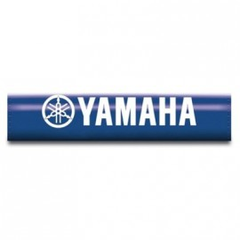 Lenkerrolle Yamaha blau