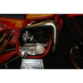 DEP Exhaust Pipe Maico 250 1981