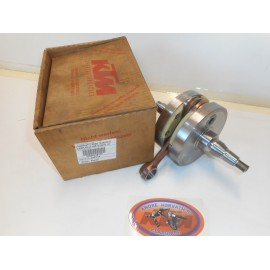 crankshaft KTM 250 SX model 2004 72mm stroke