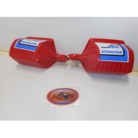 Handschützer Stilmotor rot universal