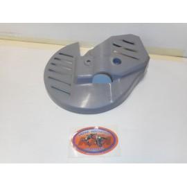 Bremsscheibenschutz Kawasaki UFO grau