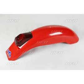 rear small GS fender UFO vintage 1975-79 red
