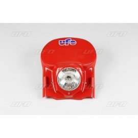 headlight UFO vintage red