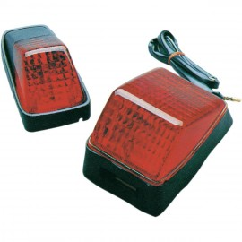 Taillight in Honda XR Style with E-Sign