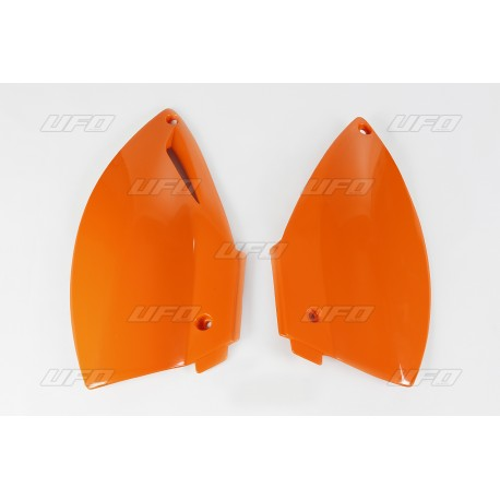 Seitendeckelsatz orange KTM 625/640 LC4 1998-2006