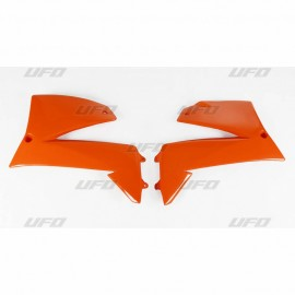 Kühlerspoilersatz orange KTM 625/640/660 LC4 1998-2006