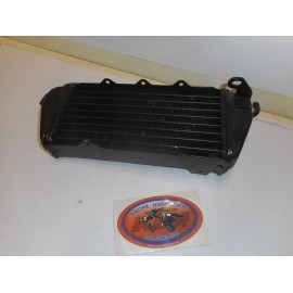 Radiator Left KTM 250 1985-1986 with dents from storage