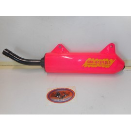 Acerbis 035 Silencer Pink, Used