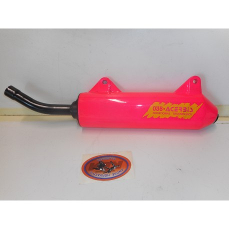 Acerbis 035 Silencer KTM 250/300 1993-1995 Purple
