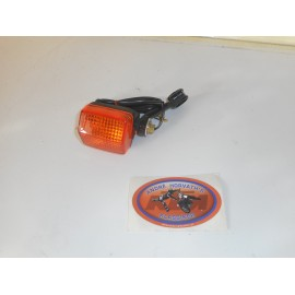 Flasher front right side for various Honda XL models with E-sign