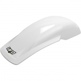 UFO Universal MX Rear Fender White