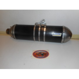 universal 4-Stroke Competition Silencer used