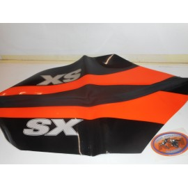 Seat Cover KTM SX Models 2000-2002 new old stock