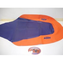 Sitzbankbezug KTM LC4 + Zweitakt Modelle violett orange