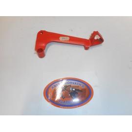 foot brake lever short KTM 125 1981-1982 new old stock
