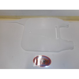 front MX number plate Translucent KTM MX Models 1990-1992