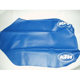 Seat Cover Blue KTM 50/75 GXE/GXR 1986-1990