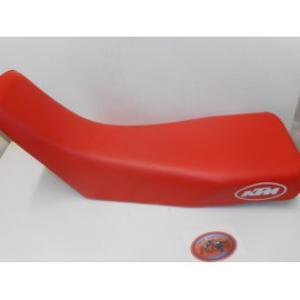 Seat Red KTM 600 LC4 Model 1989 New old stock